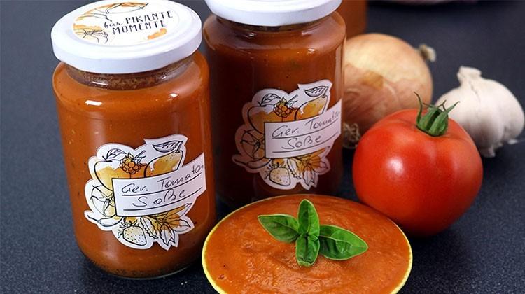 Kostbarmacher Geröstetes Tomatensugo